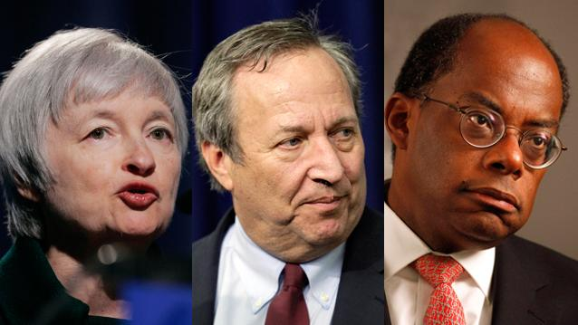 Larry Summers Leading in the Race for the Next Fed Chairman: Washington Post's Neil Irwin