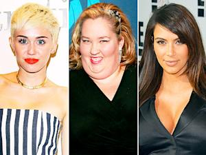 Miley Cyrus Tops Maxim's Hot 100 List, Mama June Gets Married: Top 5 Stories of the Weekend