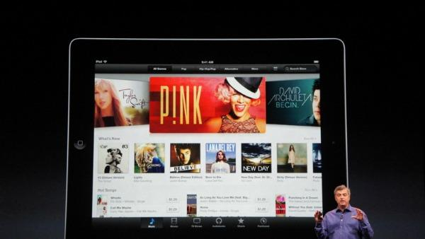 iTunes Unveils Top Music, Movies and TV Shows of 2012