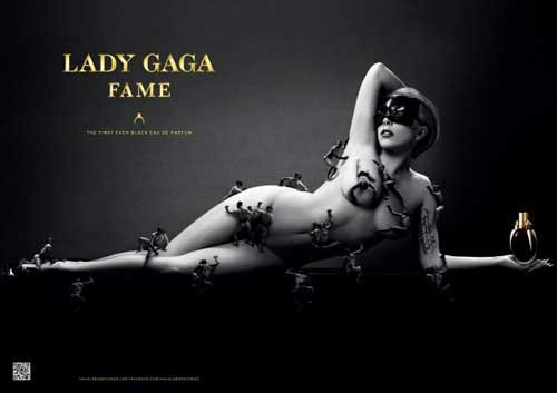 WATCH: Gaga's Fame Video is Here!
