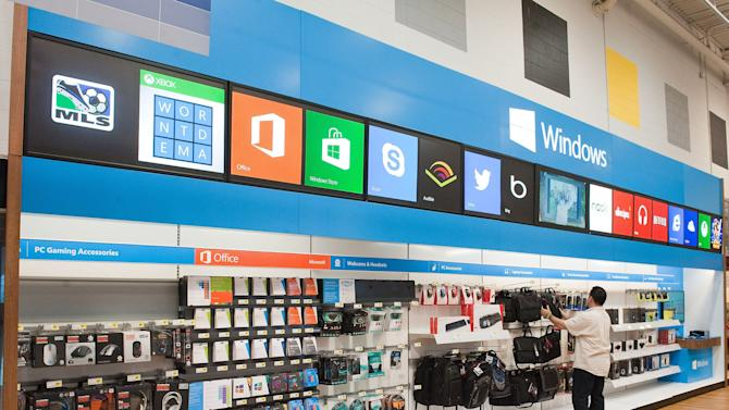 Windows becomes the latest Best Buy store-in-store