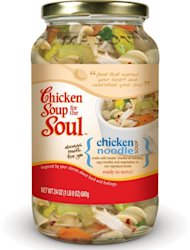 Chicken Soup for the Soul food line