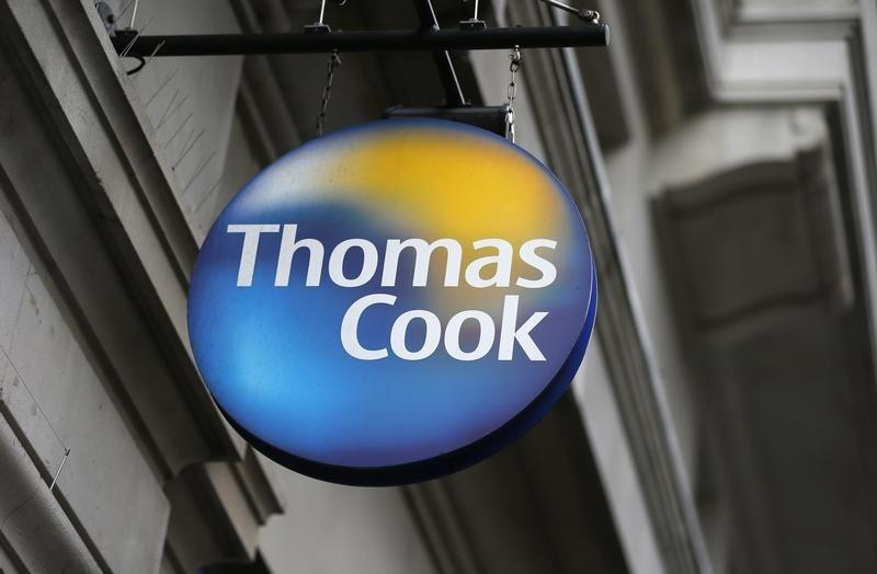 Thomas Cook says bookings recovering after security concerns
