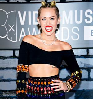 Miley Cyrus Brags VMAs Performance Had 306,000 Tweets Per Minute