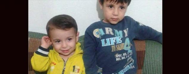 Drowned boys, mother buried in Syria