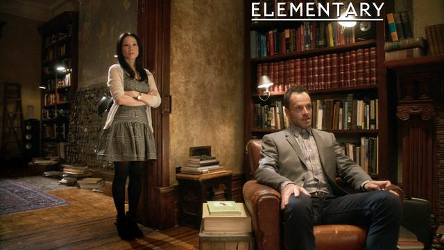 Elementary - No Perfect Crime