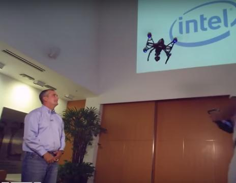 Here's why Intel can't stop investing in drone companies