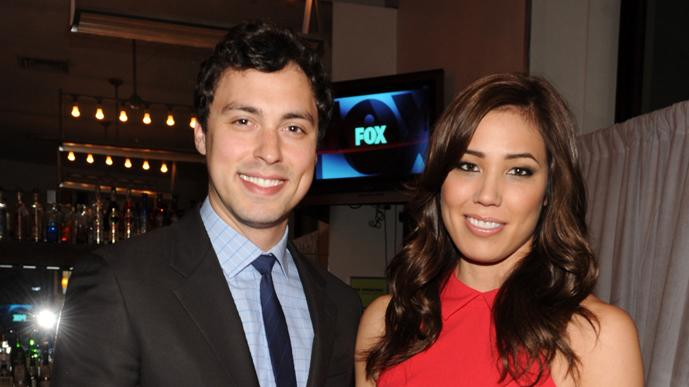 John Francis Daley and Michela Conlin