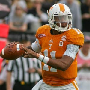 Who Will Backup Tennessee's Joshua Dobbs?