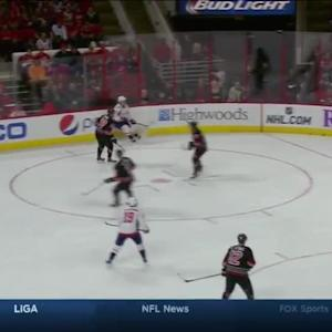 Washington Capitals at Carolina Hurricanes - 02/27/2015