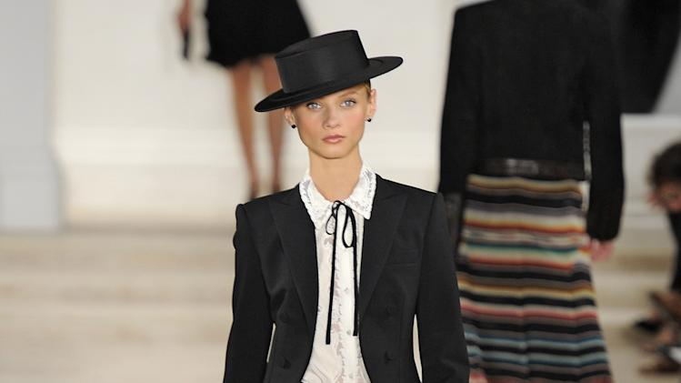 Ralph Lauren - Runway RTW - Spring 2013 - New York Fashion Week