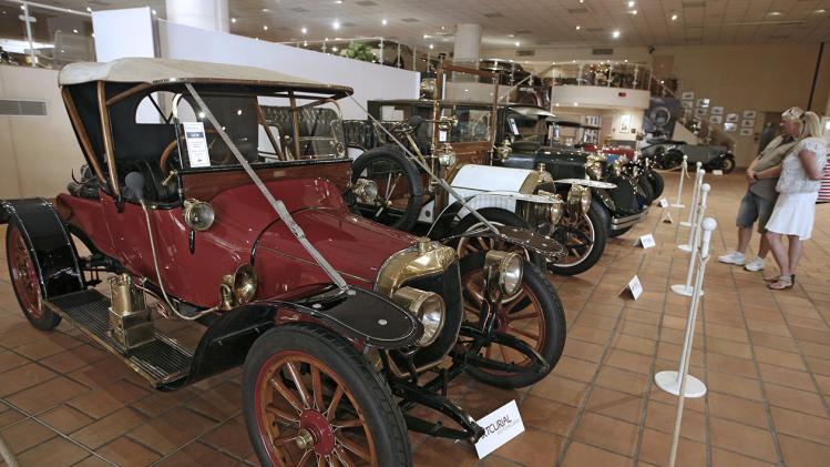 Prince Albert's Car Collection