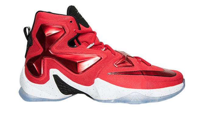 There Is a Good Chance That LeBron Will Wear These Sneakers On Opening Night