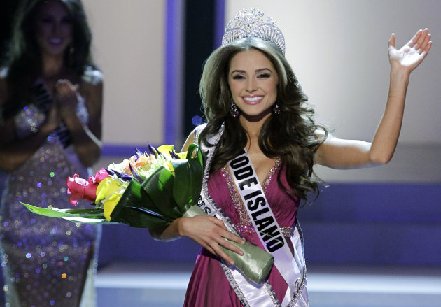 Miss Rhode Island Olivia Culpo&nbsp;&hellip;