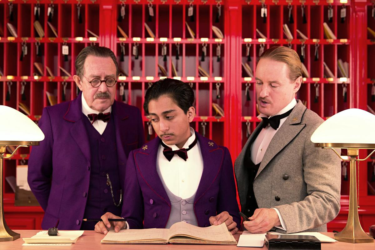 'Grand Budapest Hotel' named year's best by Southeastern Film Critics Association