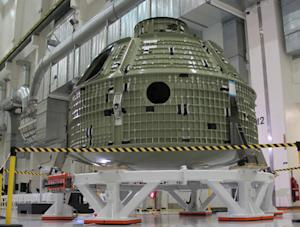 NASA's Orion Space Capsule to Get European Boost