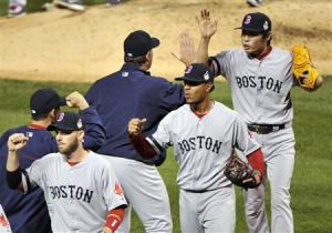 MLB: World Series-Boston Red Sox at St. Louis Cardinals