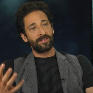 Adrien Brody Hits the Small Screen