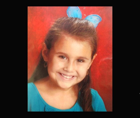 This undated photo provided by the Tucson Police Dept. shows Isabel Mercedes Celis. Tucson police are searching for a 6-year-old girl who went missing from her home on the city's east side. Isabel Mercedes Celis was last seen late Friday and discovered to be missing at about 8 a.m. Saturday, April 21, 2012. (AP Photo/Tucson Police Dept.)