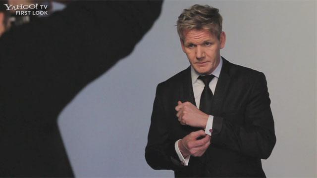 Gordon Ramsay Photo Shoot 042313