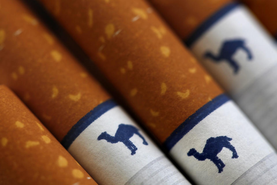 Reynolds American 3Q profit up nearly 7 percent