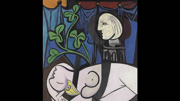 """Nude Green Leaves, and Bust"" by Pablo Picasso, sold for $106.5 million in 2010."
