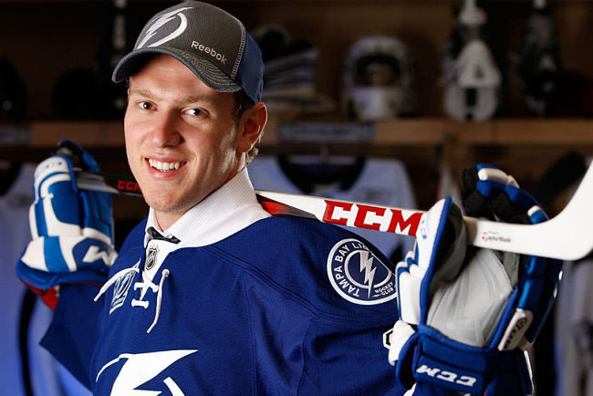 Slater Koekkoek - Photo Courtesy of Yahoo Sports