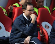 Martin O'Neill's Sunderland have just four victories in their last 26 games
