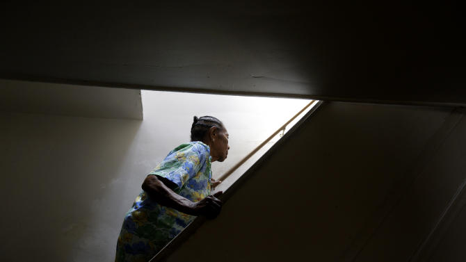 Fixing up seniors' homes to help them age in place