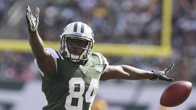 Jets' embattled Hill hoping for breakout season