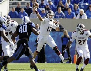 No. 20 Bulldogs roll past Kentucky 27-14