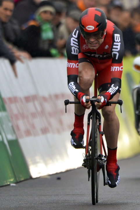 Australia's Cadel Evans Competes AFP/Getty Images