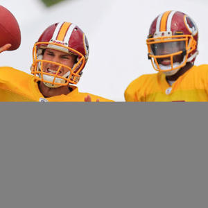 Washington Redskins quarterback Kirk Cousins: RGIII is the franchise quarterback