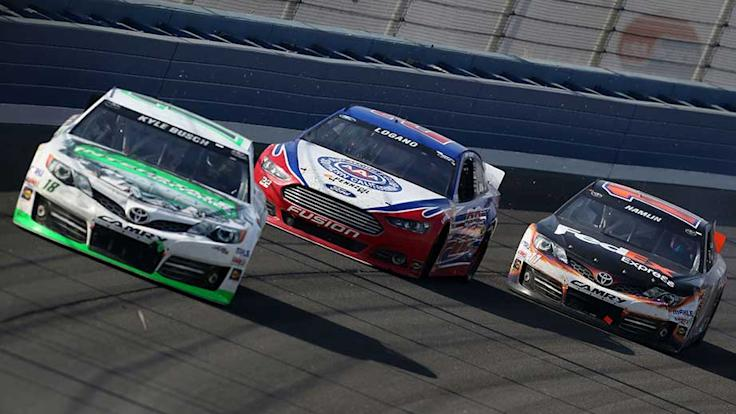 Race Rewind: Auto Club 400
