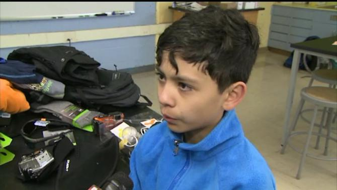 12-Year-Old Boy Approved for Antarctica Expedition