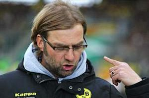 Dortmund's Klopp not worried by Bayern Munich form