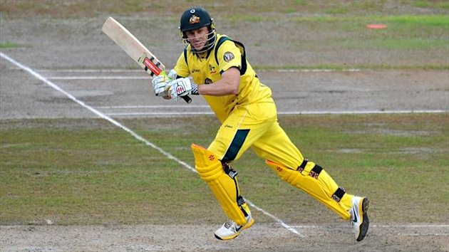 Australia batsman David Hussey is keen to impress against Sri Lanka