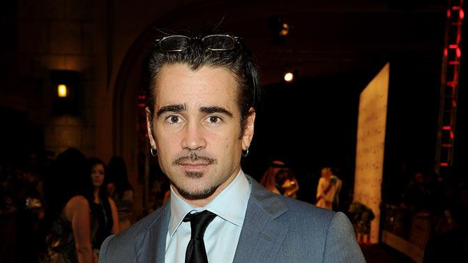 Colin Farrell The Way Back Pr