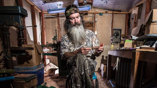 'Duck Dynasty' Family Launches New Gun Line (ABC News)
