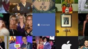 how to save facebook look back video