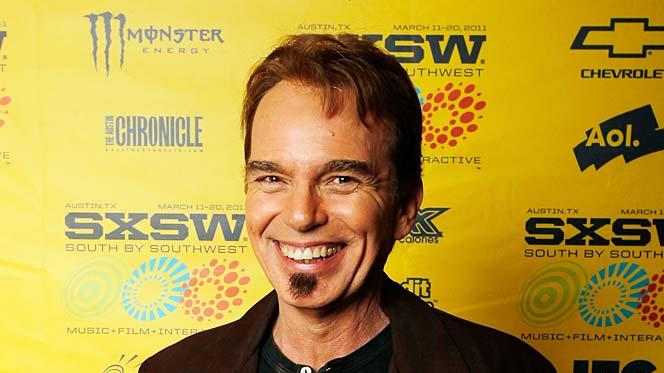 Billy Bob Thornton SXSW Fes