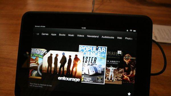 Amazon Kindle Fire HD Packs a Punch [HANDS-ON]