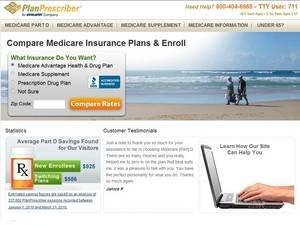 Changing Medicare Coverage During the Medicare Advantage Annual Disenrollment Period -- PlanPrescriber Offers 5 Recommendations for 2012