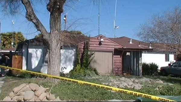 Authorities still searching 'house full of bombs'