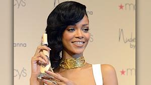 Rihanna on What It's Like Going 'Nude'