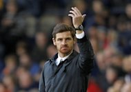Former Chelsea boss Andre Villas-Boas was confirmed as the new manager of Tottenham on Tuesday following the shock departure of Harry Redknapp last month