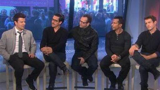 NKOTB: Our Fans Are Multigenerational Now