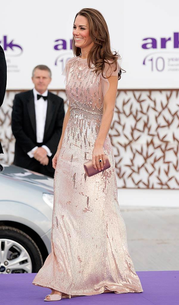 Kate Middleton ARK Gala
