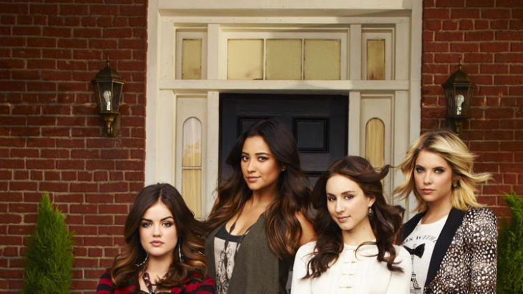 """Pretty Little Liars -- Season 4"