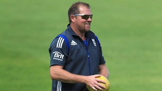England bowling coach David Sakeris confident of an England win